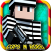 Linda Adler - Cops N Robbers (Original) 3D - Mine Mini Block Survival & Worldwide Multiplayer Game artwork