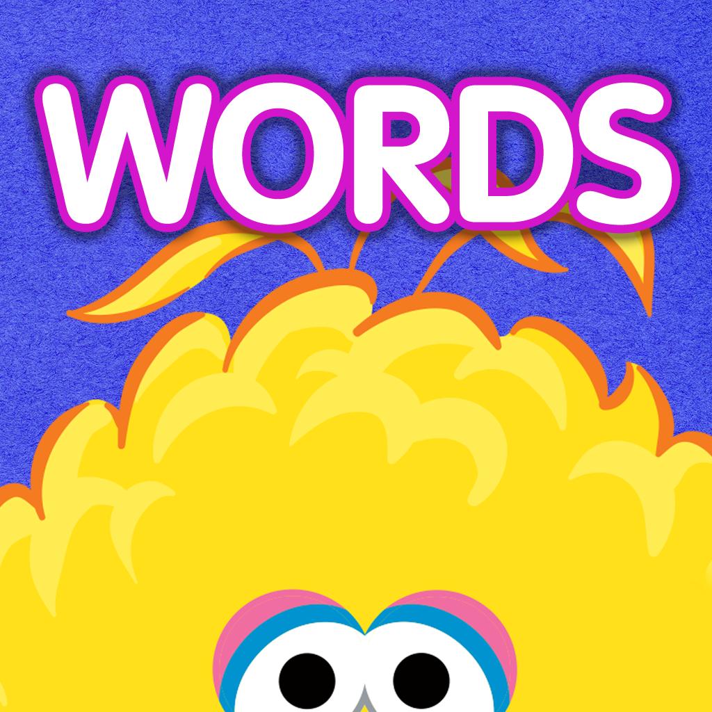 Big Bird's Words... A Sesame Street App